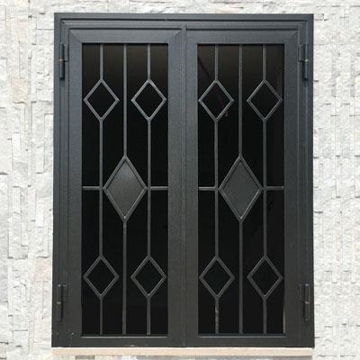 Grate finestre e porte