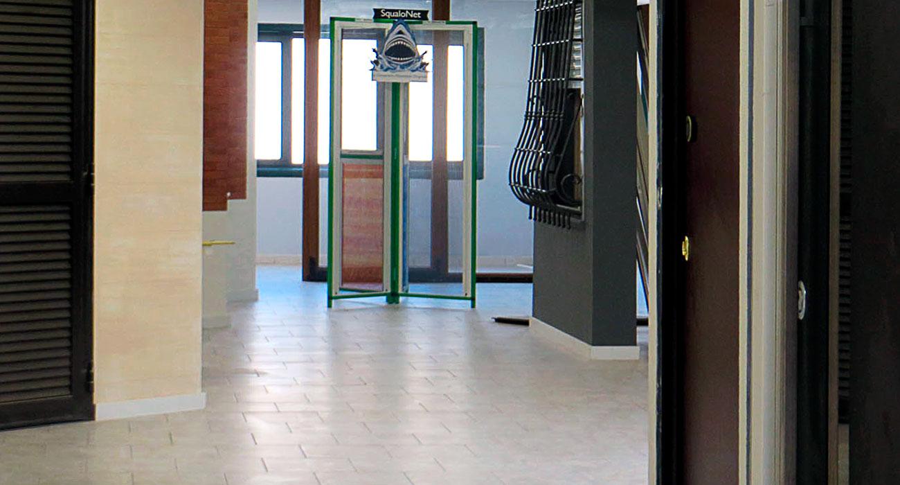 Esposizione porte e finestre