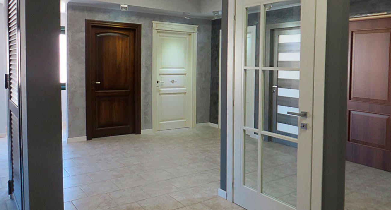 Esposizione porte design